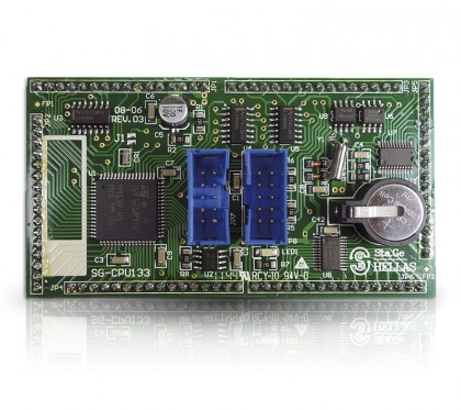 Panel CPU