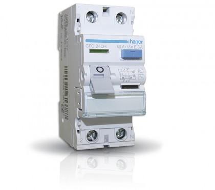 Interruttore corrente residua (RCCB)